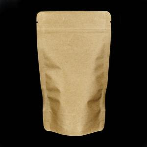 Kraft Paper Doypacks with Aluminum