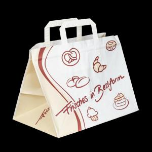 Natron Paper Bags for Bakeries