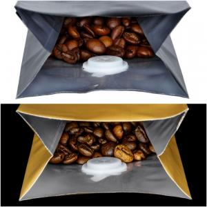 Side-Gusset Coffee Bags